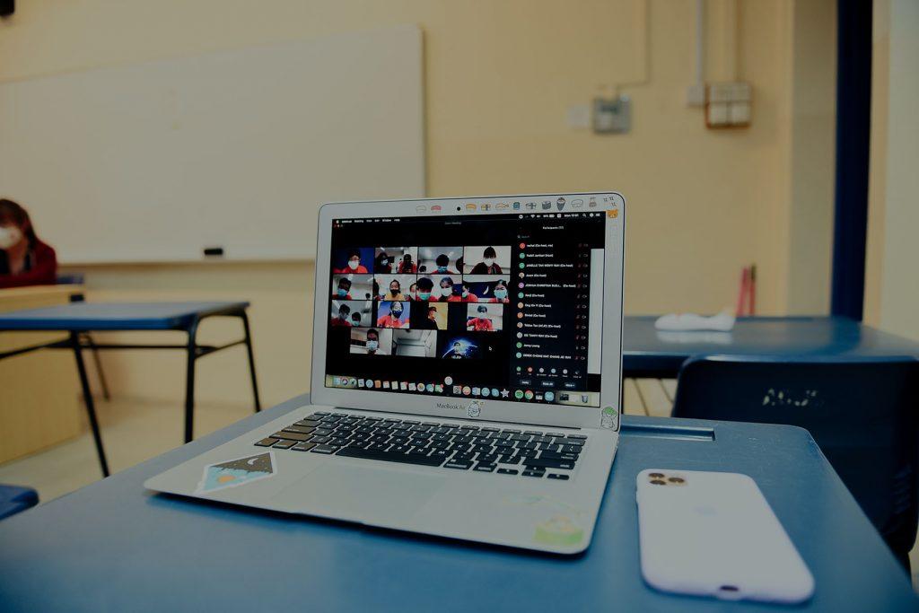 Virtual student org fair